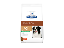 HILL'S PRESCRIPTION DIET CANINE J/D JOINT CARE REDUCED CALORIE WITH CHICKEN HUNDFODER