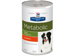 HILL'S PRESCRIPTION DIET CANINE METABOLIC WEIGHT MANAGEMENT WITH CHICKEN HUNDEFODER