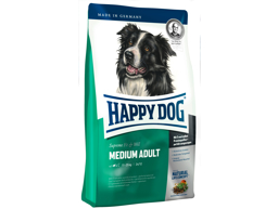HAPPY DOG MEDIUM ADULT HUNDEFODER