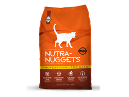 NUTRA-NUGGETS PROFESSIONAL KISSANRUOKA