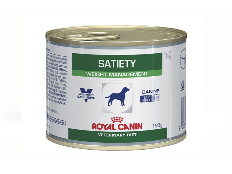ROYAL CANIN VETERINARY DIET CANINE SATIETY WEIGHT MANAGEMENT HUNDFODER