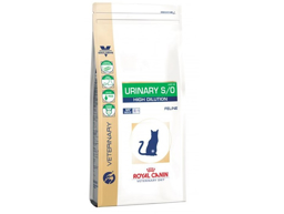 ROYAL CANIN VETERINARY DIET FELINE URINARY S/O HIGH DILUTION KATTEMAD
