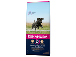 EUKANUBA DEVELOPING JUNIOR KOIRANRUOKA