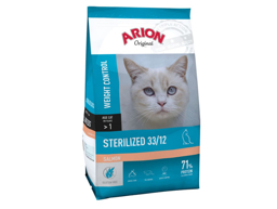 ARION ORIGINAL SALMON STERILIZED