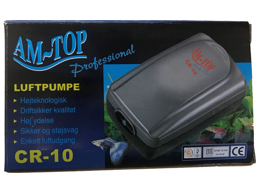 AM-TOP ILMAPUMPPU CR10