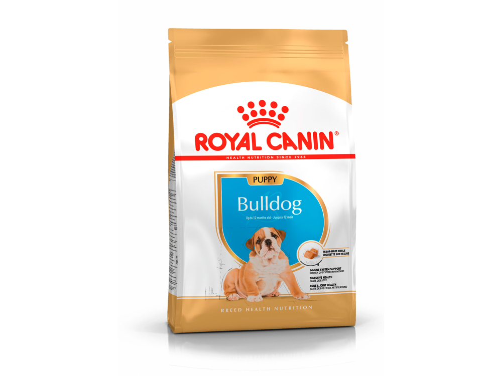 ROYAL CANIN BULLDOG PUPPY HUNDEFODER