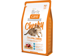 BRIT CARE CHEEKY OUTDOOR VILDT OG RIS KATTEMAD