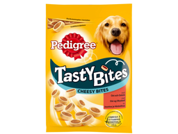 PEDIGREE TASTY BITES HUNDGODIS