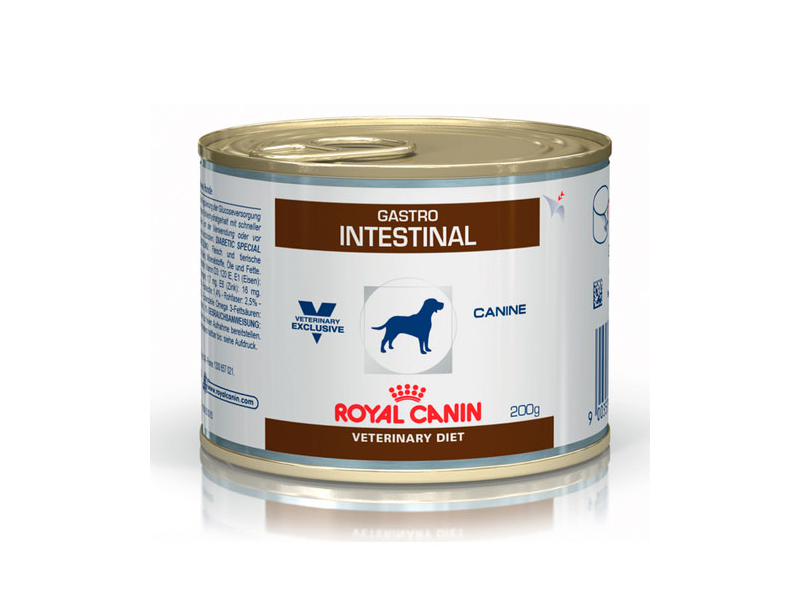 ROYAL CANIN VETERINARY DIET CANINE GASTRO INTESTINAL HUNDEFODER