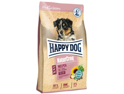 HAPPY DOG NATURCROQ HVALPEFODER