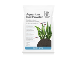TROPICA AQUARIUM SOIL POWDER RAVINNEPOHJA