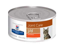 HILLS PRESCRIPTION DIET FELINE J/D JOINT CARE WITH CHICKEN KATTMAT