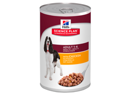 HILL'S SCIENCE PLAN CANINE ADULT SAVOURY KANA KOIRANRUOKA