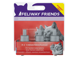 FELIWAY FRIENDS FEROMON REFILLS KAT