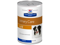 HILL'S PRESCRIPTION DIET CANINE S/D URINARY CARE ORIGINAL HUNDEFÔR