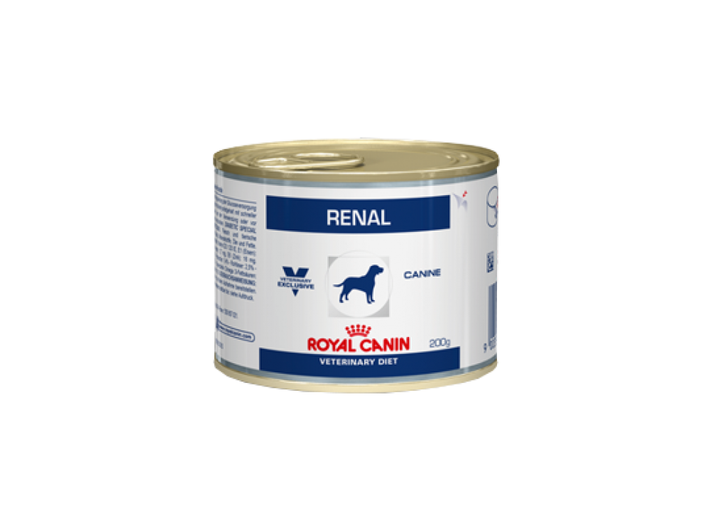 ROYAL CANIN VETERINARY DIET CANINE RENAL HUNDEFÔR