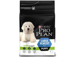 PURINA PRO PLAN OPTISTART PUPPY LARGE ROBUST HUNDEFODER