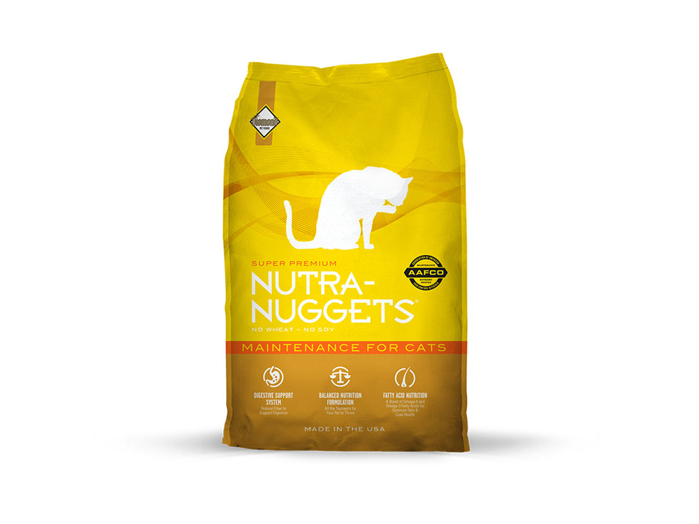 NUTRA-NUGGETS MAINTENANCE KISSALLE