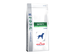 ROYAL CANIN VETERINARY DIET CANINE SATIETY WEIGHT MANAGEMENT HUNDEFODER