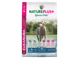 EUKANUBA NATURE PLUS KOIRANRUOKA