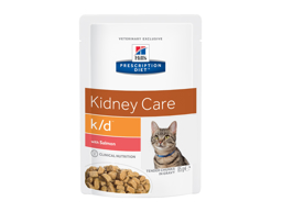 HILL'S PRESCRIPTION DIET FELINE K/D KIDNEY CARE KATTEMAD