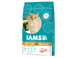 IAMS ADULT STERILISED - LIGHT  KATTEMAD