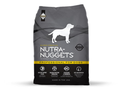 NUTRA-NUGGETS PROFESSIONAL HUNDMAT