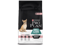 PURINA PRO PLAN OPTIDERMA ADULT SENSITIVE SKIN SMALL & MINI HUNDFODER
