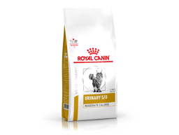 ROYAL CANIN VETERINARY DIET FELINE URINARY SO MODERATE CALORIE KATTEMAD