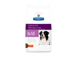 HILL'S PRESCIPTION DIET CANINE B/D AGEING AND ALERTNESS CARE WITH CHICKEN HUNDEFODER