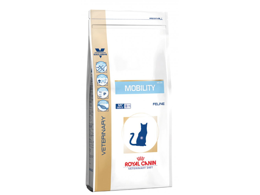 ROYAL CANIN VETERINARY DIET FELINE MOBILITY KISSANRUOKA
