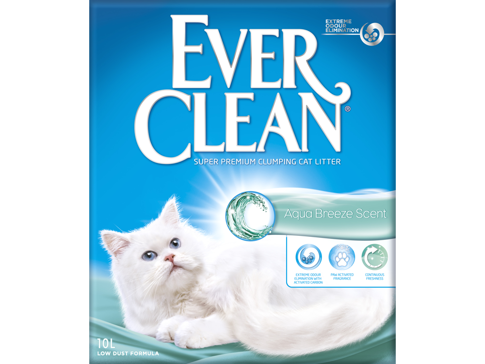 EVER CLEAN AQUA BREEZE KATTEGRUS