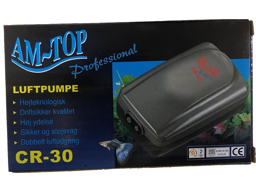 AM-TOP ILMAPUMPPU CR 30