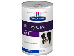 HILL'S PRESCRIPTION DIET CANINE U/D URINARY CARE ORIGINAL HUNDEFÔR