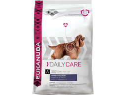 EUKANUBA DAILY CARE SENSITIVE SKIN HUNDEFODER
