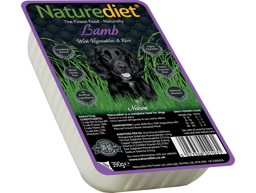 NATURE DIET LAMM HUNDFODER