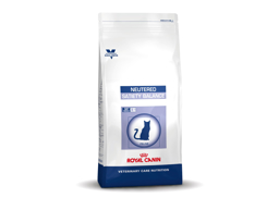 ROYAL CANIN VETERINARY CARE NUTRITION FELINE NEUTERED SATIETY BALANCE KATTEMAT