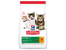 HILL'S SCIENCE PLAN KITTEN CHICKEN KATTEMAT