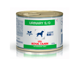 ROYAL CANIN VETERINARY DIET CANINE URINARY S/O HUNDEFÔR