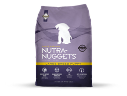 NUTRA-NUGGETS LARGE PUPPY KOIRANRUOKA