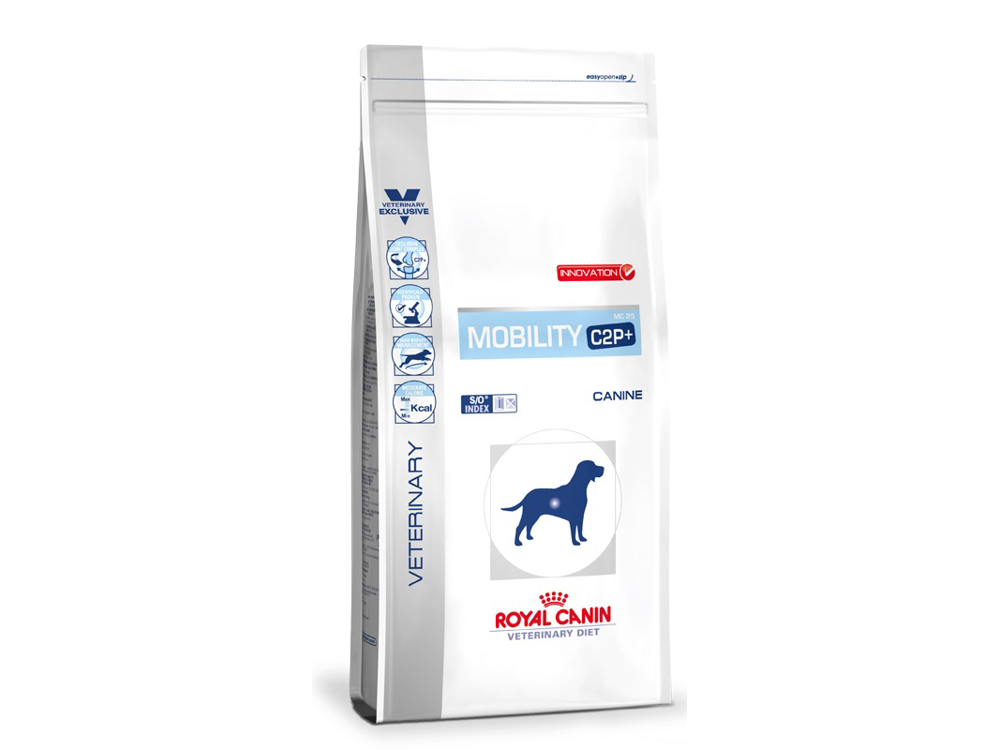 ROYAL CANIN VETERINARY DIET CANINE MOBILITY C2P+ HUNDEFODER