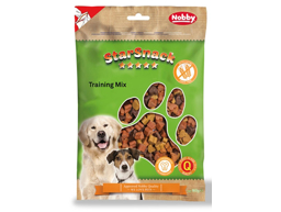 NOBBY STARSNACK TRAINING MIX GRAINFREE HUNDEGODBIT