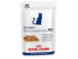 ROYAL CANIN VETERINARY CARE NUTRITION NEUTERED ADULT MAINTENANCE KATTEMAD