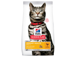 HILL'S SCIENCE PLAN ADULT URINARY HEALTH CHICKEN KATTEMAD