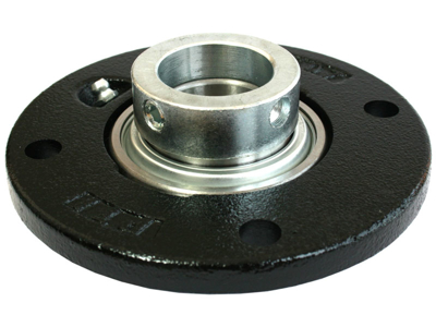 Round Flanged Housings