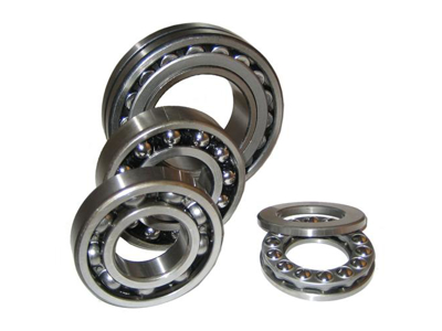 Ball and Rollerbearings