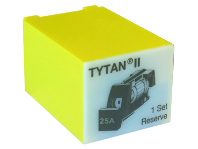 Sikr.Skuffe TYTAN II D02-25A