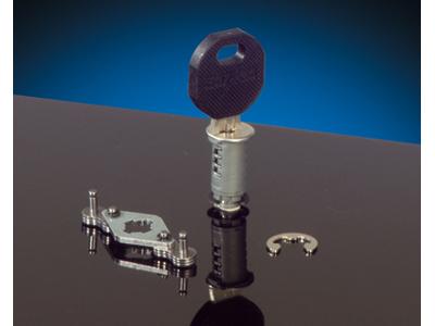 ENYSTAR Cylinderlås m/nøgle