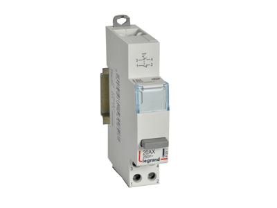 CX3 1 funktions kontroltryk 20A/250V,