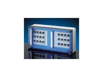 Kasser f/sikringer (D02 og D03)